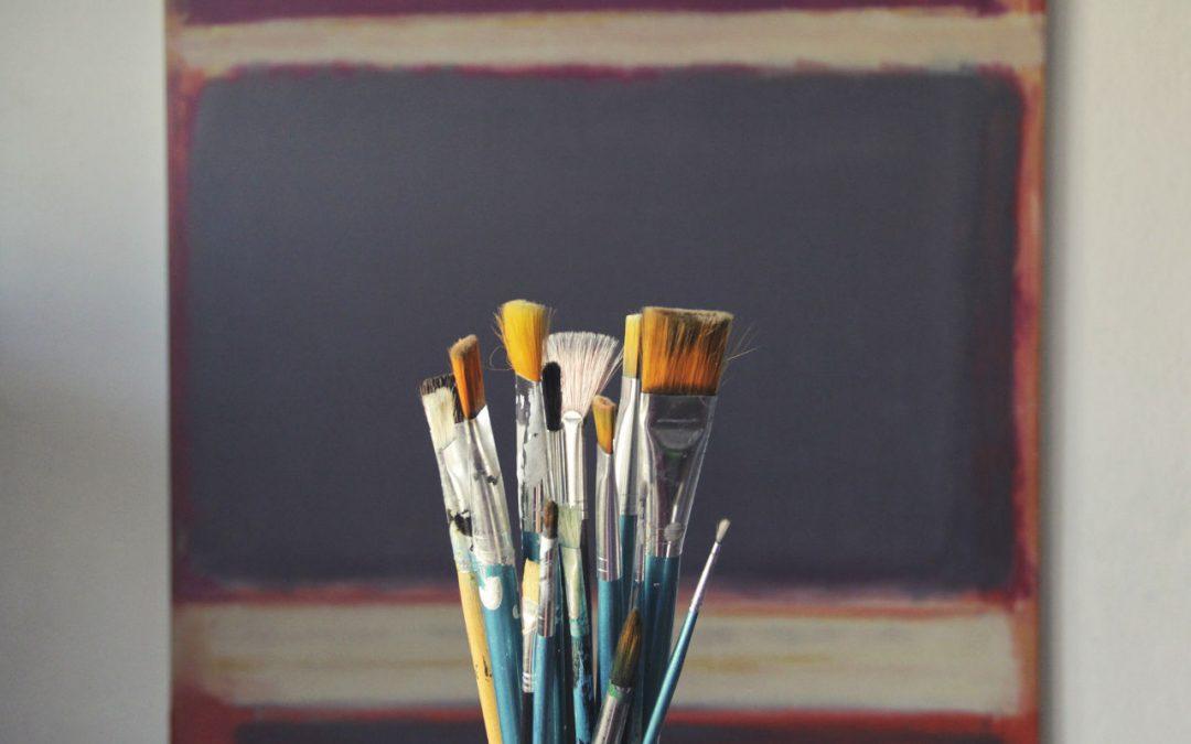 L'art abstrait s'invite dans votre déco